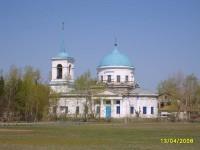 Церковь Рождества Христова в селе Нижняя Добринка Жирновского района Волгоградской области