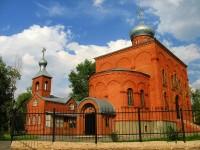 Храм Святого Духа Утешителя в городе Жирновске Волгоградской области