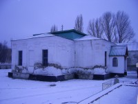 Храм Трёх Святителей в селе Ольховка Волгоградской области