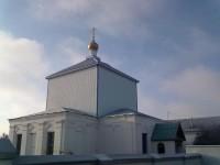 Храм Трёх Святителей в селе Ольховка