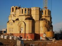 Храм Праведного Иоанна Кронштадтского в Краснооктябрьском районе города Волгограда