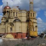 Храм святого праведного Иоанна Кронштадтского в Краснооктябрьском районе города Волгограда