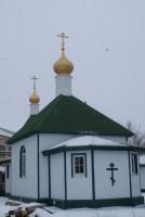 Часовня Преподобного Агапита Киево-Печерского в городе Михайловке Волгоградской области