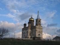 Храм во имя Богоявления Господня в станице Перекопской Клетского района Волгоградской области