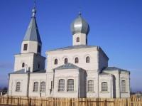 Храм Святого Феодора Стратилата в хуторе Тёркин Серафимовичского района Волгоградской области