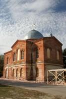 Храм Покрова Пресвятой Богородицы в городе Серафимовиче Волгоградской области