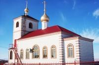 Покровский храм в хуторе Сенной Михайловского района Волгоградской области