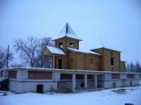 Храм Покровский в хуторе Зимняцкий Серафимовичского района Волгоградской области