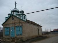 Молитвенный дом Преображения Господня в хуторе Перелазовский Клетского района Волгоградской области