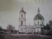 Храм Пресвятой Троицы в станице Кумылженской