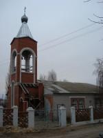 Храм Пресвятой Троицы в станице Кумылженской Волгоградской области