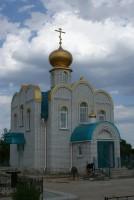 Часовня Святителя Михаила Киевского в городе Михайловке Волгоградской области
