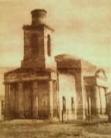 Храм святителя Митрофана Воронежского в селе Себрово