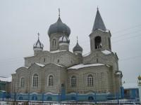 Свято-Никольский храм в городе Михайловке Волгоградской области