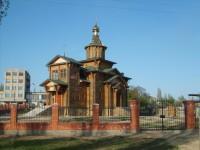 Успенско-Никольский храм в станице Арчединской Михайловского района Волгоградской области
