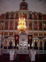 Храм Воскресения Христова в городе Серафимовиче Волгоградской области