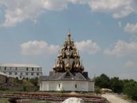 Спасо-Преображенский Усть-Медведицкий женский монастырь в городе Серафимович Волгоградской области
