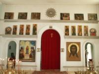 Свято-Троицкий Белогорский мужской монастырь в селе Каменный Брод Ольховского района Волгоградской области