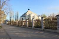 Свято-Вознесенский Дубовский женский монастырь в городе Дубовка Волгоградской области