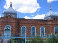 Храм Архангела Михаила в рабочем посёлке Рудня Волгоградской области