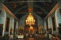 Духосошественский храм в рабочем посёлке Елань Волгоградской области