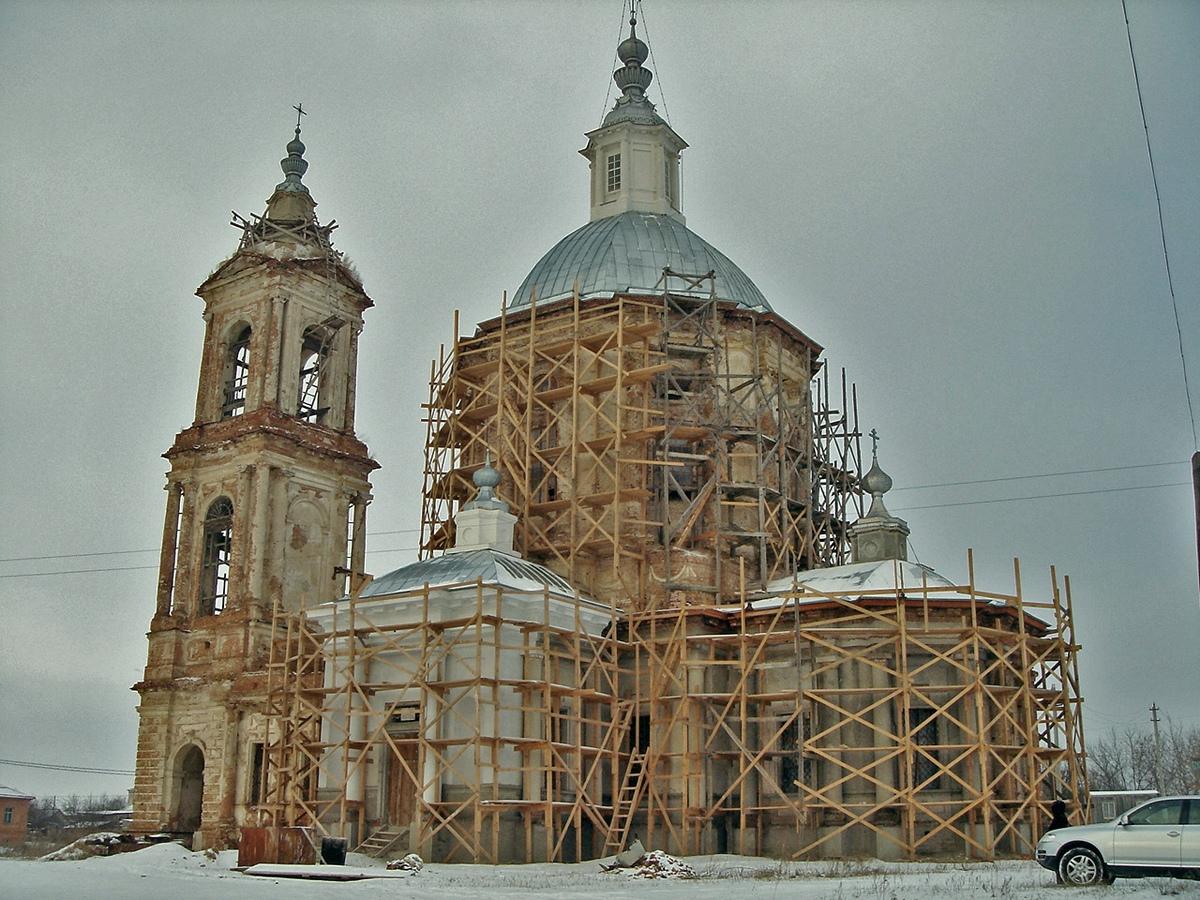 фото церкви волгоградской области
