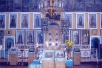 Храм Святой Троицы в станице Филоновская Новоаннинского района Волгоградской области