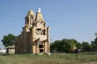 Троицкий храм в станице Сергиевской Даниловского района Волгоградской области
