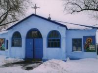 Молитвенный дом Успения Божией Матери в селе Мачеха Киквидзенского района Волгоградской области