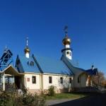 Храм Богоявления Господня на Тулака в Советском районе города Волгограда