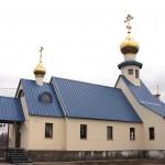 Богоявленский храм в Советском районе города Волгограда