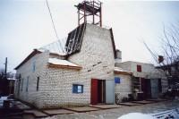 Храм Святого князя Александра Невского в посёлке Верхняя Ельшанка Советского района города Волгограда