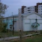 Храм Святого пророка Илии в Советском районе города Волгограда