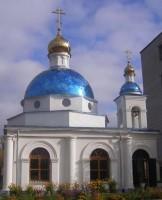 Храм Иконы Божией Матери 'Нечаянная Радость' в Тракторозаводском районе города Волгограда