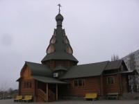 Храм Преображения Господня в Тракторозаводском районе города Волгограда