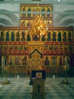 Часовня Святого князя Александра Невского в Центральном районе города Волгограда
