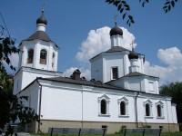 Храм Святого пророка Иоанна Предтечи в Центральном районе города Волгограда