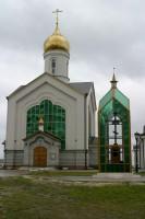 Храм Преподобного Сергия Радонежского в Центральном районе города Волгограда