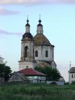 Храм Архангела Михаила в станице Тепикинской Урюпинского района Волгоградской области