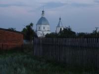 Храм Сретения Господня в станице Михайловской Урюпинского района Волгоградской области