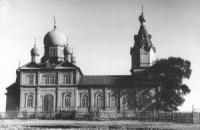 Храм Вознесенский в хуторе Вишняковский Урюпинского района Волгоградской области