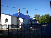 Храм Святого Иоанна Богослова в станице Нехаевская Волгоградской области