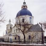 Храм Покрова Божией Матери в городе Урюпинске Волгоградской области