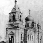 Храм Покрова Пресвятой Богородицы в станице Тишанской Нехаевского района Волгоградской области
