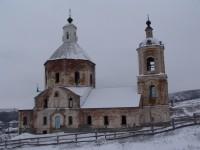 Храм Знаменский в станице Зотовской Алексеевского района Волгоградской области