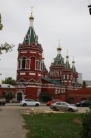 Кафедральный собор Казанской иконы Божией Матери в Ворошиловском районе города Волгограда