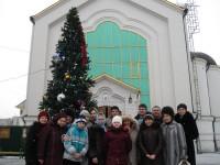 Паломничество прихожан из х. Ветютнев к Волгоградским святыням