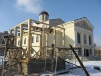 На территории храма Святого Равноапостольного князя Владимира в скором времени начнется строительство колокольни