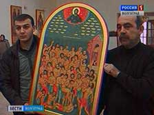 Подарок Армянской Апостольской церкви волгоградскому храму
