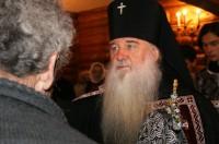 Визит Владыки в Отраду Православную